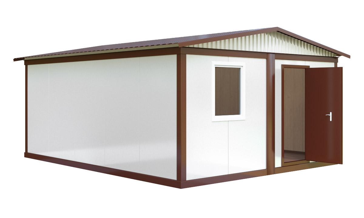 Теплые помещения модульного характера